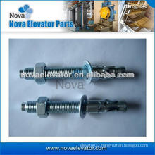Yellow Zinc Coated Anchor Bolt