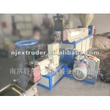2015 newest High capacity single screw plastic recycling extruder