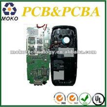 MOKO Electronic Phone Receiver PCB Asamblea fabricación