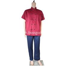 Polyester/Cotton Chef Uniform