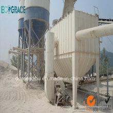 Filtro de bolsas para remover el polvo del molino de cemento de alta eficiencia