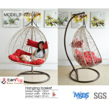 Porch swings soft comfort patio hanging chair from Tanfly.