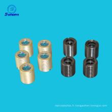 Lentille optique de collimateur asphérique EFL4.02mm 400-700nm