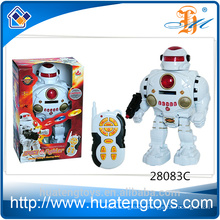 2016 Hot Sale ABS plastic talking rc robot toys for sale