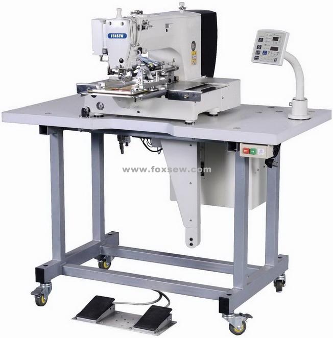 automatic-label-attaching-pattern-sewing-machine