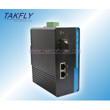 Comutador Industrial Ethernet de 5 portas 10 / 100m / switches de rede