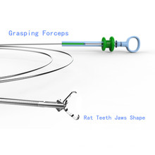 Usage unique Alligator forme corps Foregin Forceps Jhy-Fg-A2