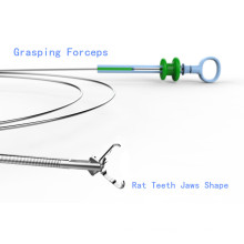 Single Use Alligator Shape Foregin Body Forceps Jhy-Fg-A2