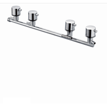 High quality Multifunctional bathroom standard bath shower faucet  polished chrome  mixing water tap faucets