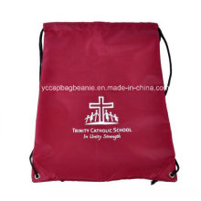 100% полиэстер высокого качества 420d Drawsting Backpacksport сумка