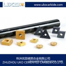 Grinding tungsten carbide inserts for cutting tools
