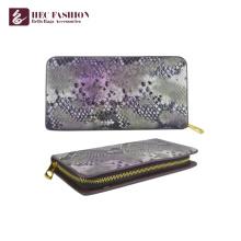 ГЭК Китая Фабрика моды дамы кошелек Искусственная кожа Женская кошелек