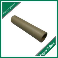 Preço baixo personalizado espessa marrom cor Paper Tube