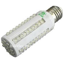 huerler 3w4w high brightness 72led e27/e26/b22 led corn light dip