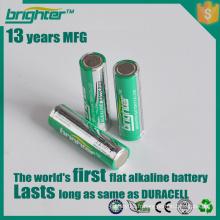 1.5v aa China Market Batterie alcaline