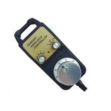 Handheld pulse generators