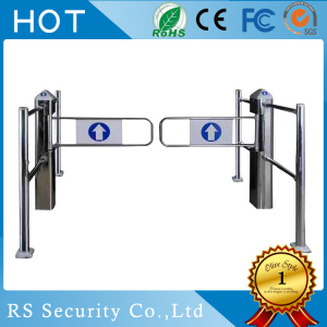 Pedestrian Gates Turnstile Swing Security Barrier