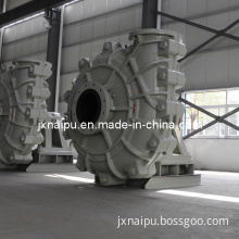 China Mining Machinery Rubber Wear Parts Mining Slurry Pump