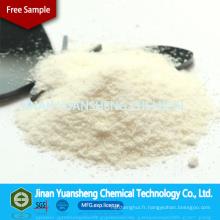 No CAS 527-07-1 Gluconate de sodium en tant que retardateur d'adjuvant pour béton