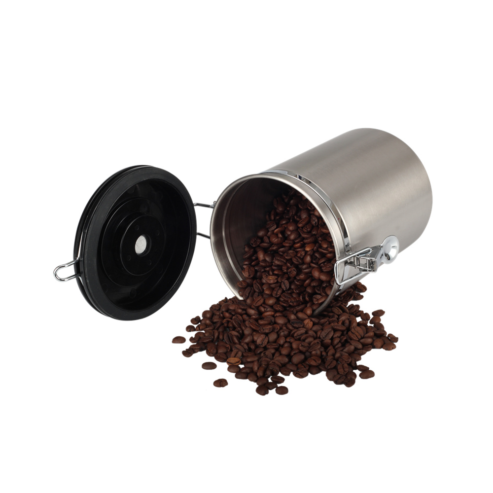 Coffee Bean Storage Jar