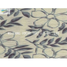 Printed Nylon Cotton Plain Fabric