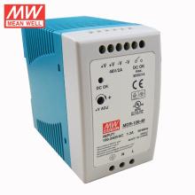 Mean Well MDR-100-48 48v din rail transformador de potencia