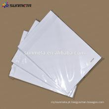 Alta Qualidade Fornecedor China Sunmeta caneca de papel de impressão de tinta sublimação de impressão de papel A4 A3 preço de atacado
