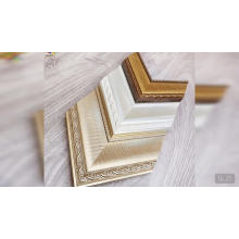 European style high quality home interior decoration plastic ps moulding for wall