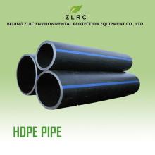 Tuyau en plastique de polyéthylène du tuyau ZLRC Pe 100 de tube de prix le plus bas