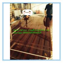 Melamine Laminate MDF Board/High Glossy UV MDF