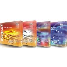 Набор для освещения блистерной упаковки для розничной торговли RGB 5050/3528/3014 Светодиодная лента 5M
