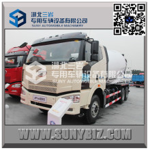 FAW J6p 10 Wheeler 12 M3 Beton Mixer Truck