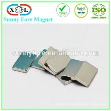 Печать Super Strong N35 Ni покрытие магнит