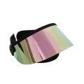 Protección solar violeta para actividades al aire libre, protección UV