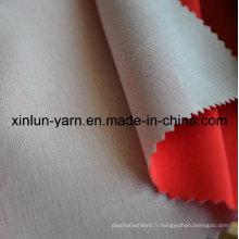 Tissu collé en tissu à haute résistance fonctionnel polyester pour sac