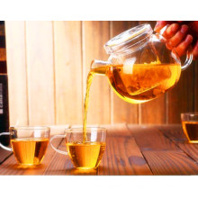 Beliebtes Design in Europa Kalte Wasser Topf Blume Tee Topf