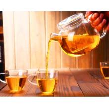 Popular Design in Europe Cold Water Pot Flower Tea Pot