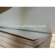 18MM weißes glänzendes HPL Sperrholz
