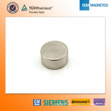 Imán de neodimio N42 D20 * 10 mm