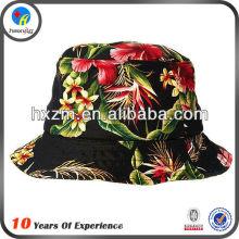 custom made floral bucket hat