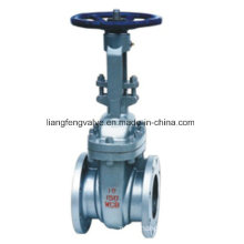 JIS Gate Valve with Flange End RF