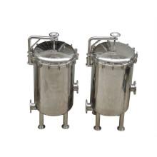 Industrieller elektrischer Wasser-Edelstahlfilter