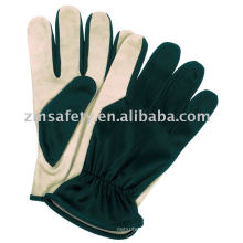 Pig Grain Leather Working Gloves ZM033-L