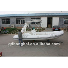 2012 RIB580B sports inflatable boat 9 people