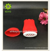 Deodorant container custom made plastic 50g round container deodorant cream twist stick