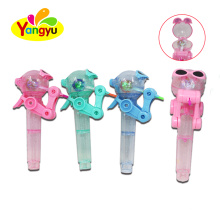 Shantou New design Fashion Hand Playing Game Toy with Fruits Lollipop candy sweet