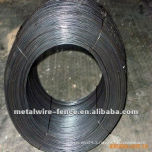 Fio de ligação preto de alta qualidade de fornecimento de fabricação