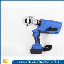 Estilo moderno que presiona la herramienta que prensa de la manguera hidráulica manual del poder de batería