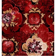 Beliebte orientalische Druck Velour Teppich