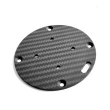 OEM high quality 1mm 2mm 3mm 6mm carbon fiber sheet